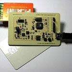 RFID based Digital Student's ID card