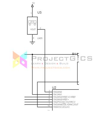 lm35-connection-to-the-microcontroller
