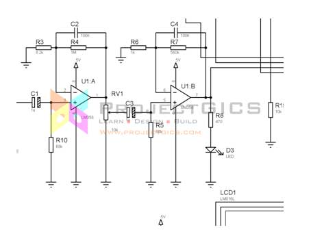 operational-amplifier-active-filters-used-in-the-project