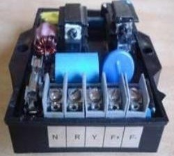 Solid State Automatic Voltage Regulator